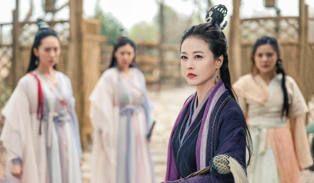 Ỷ Thiên Đồ Long Ký chiếu trên nền tảng Tencent Video là một trong những phim cổ trang Hoa ngữ được theo dõi nhiều nhất 2019. Ảnh: Tencent.