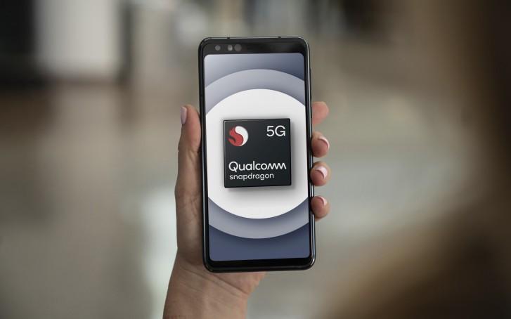 Qualcomm phát triển chip 5G cho smartphone phổ thông. Ảnh: GSMArena