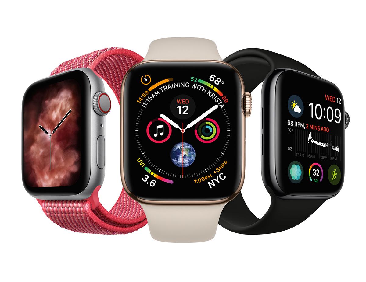 Apple Watch Series 6 tập trung vào các tính năng sức khỏe.