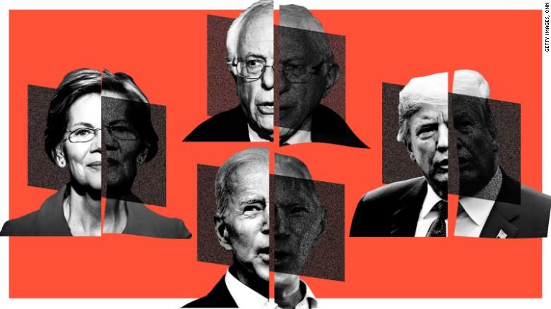 Bài phát biểu của chính trị gia nếu bị deepfake làm giả sẽ gây tác động lớn ngoài đời thực. Ảnh: CNN.