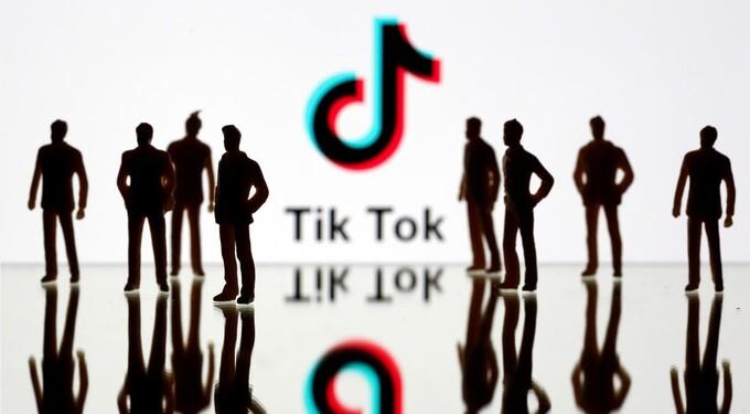 TikTok đang trong quá trình đàm phán với các công ty Mỹ. Ảnh: Reuters.