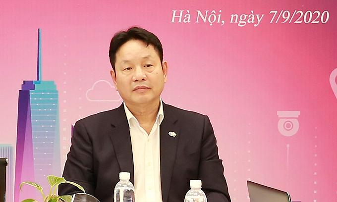 Ông Trương Gia Bình, Chủ tịch VINASA.