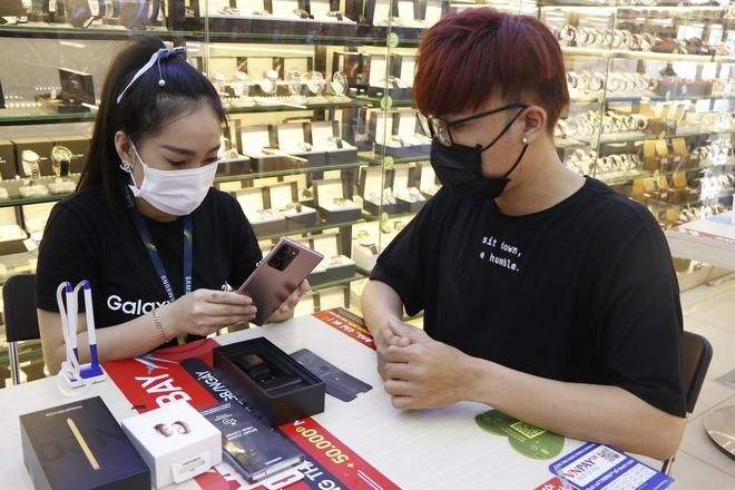 Thiết bị di động Samsung nổi bật tại FPT Shop