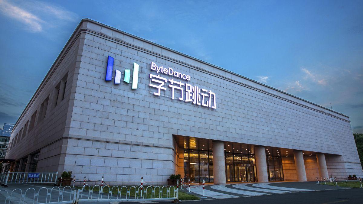 Trụ sở ByteDance tại Bắc Kinh. Ảnh: CNN.