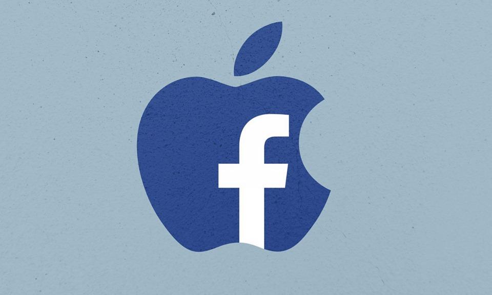 Apple có nguy cơ trở thành một Facebook mới. Ảnh: INC.