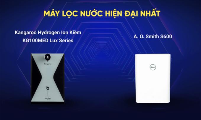 Hai sản phẩm đoạt giải tuần thứ năm.