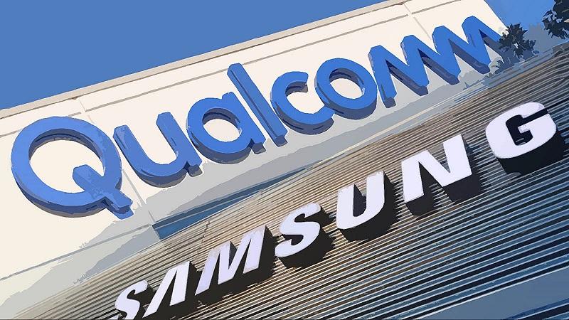 Samsung được hưởng lợi nhiều từ cuộc chiến thương mại Mỹ-Trung. Ảnh: Sammobile.