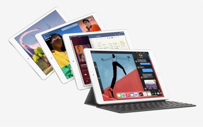 iPad 2020.