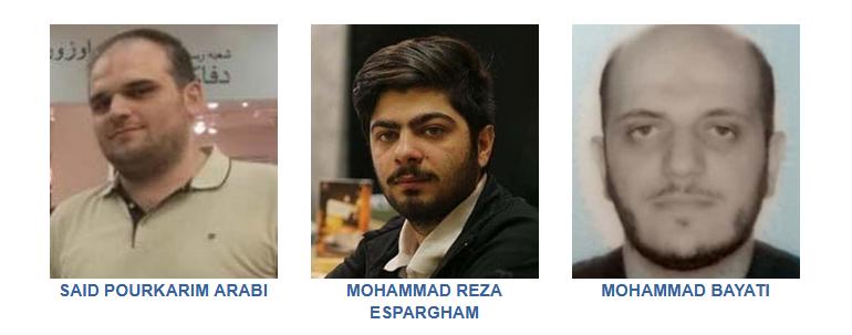 Nhóm hacker Iran bị Mỹ truy tố.