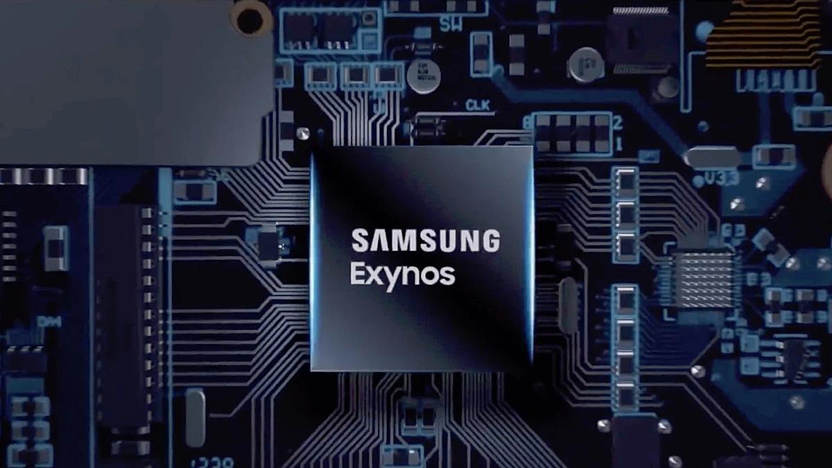 Samsung sử dụng nhân xử lý do ARM thiết kế và kiến trúc chip giống với Qualcom. Ảnh: Samsung