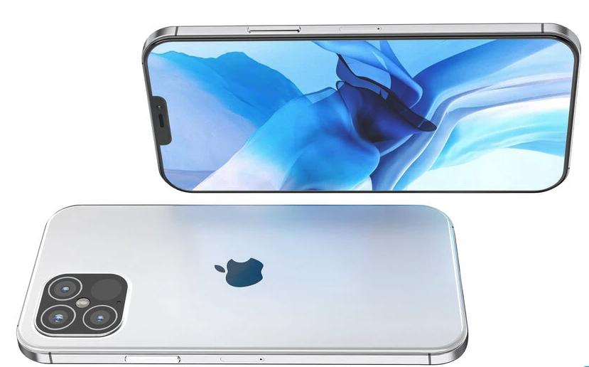 Thiết kế iPhone 12 dựa trên các tin đồn.