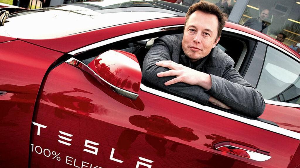 Elon Musk là nhà sáng lập và CEO của Tesla nhưng vẫn làm việc không lương. Ảnh: Tesla.
