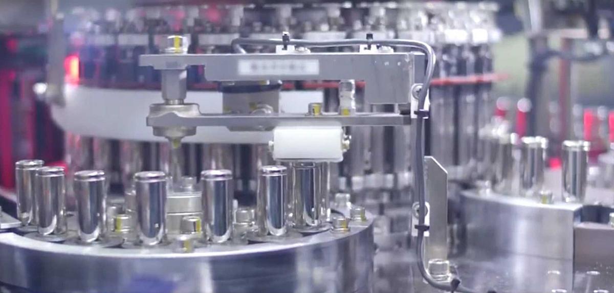 Mẫu pin 4680 mới đang được Tesla sản xuất thử nghiệm tại nhà máy ở Nevada. Ảnh: Tesla.