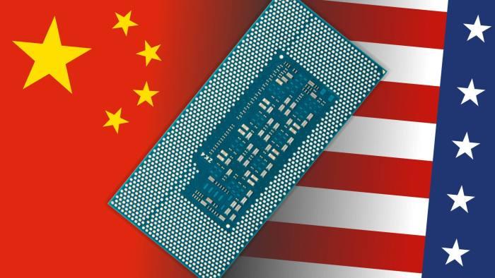 Khoản ngân sách khổng lồ được đề xuất nhằm củng cố vị trí dẫn đầu của Mỹ trước đối thủ Trung Quốc. Ảnh: Financial Times.
