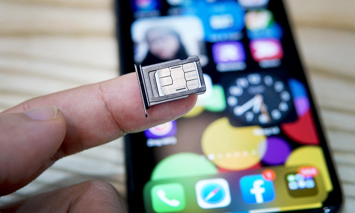 Thẻ SIM bị cho là nguyên nhân gây nóng máy trên iOS 14, nhưng chưa có đơn vị nào khẳng định chính thức.