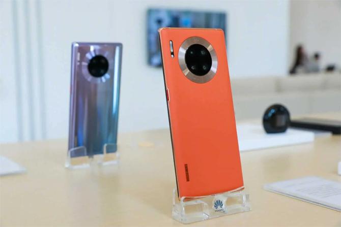 Mate 40 Series là dòng smartphone cao cấp cuối cùng của Huawei dùng chip Kirin.
