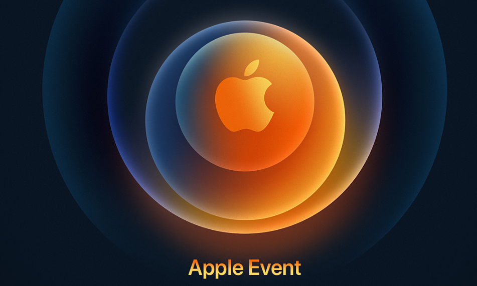 Apple hé lộ về sự kiện ngày 13/10.