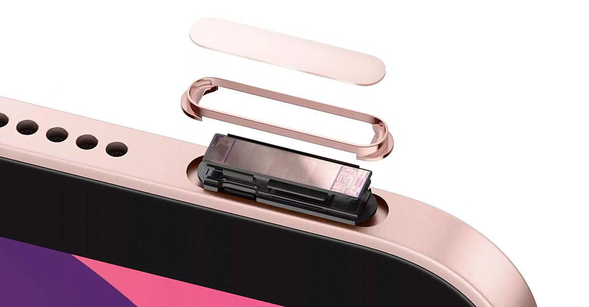 Touch ID được Apple hồi sinh và đưa về cạnh bên của iPad Air 2020.
