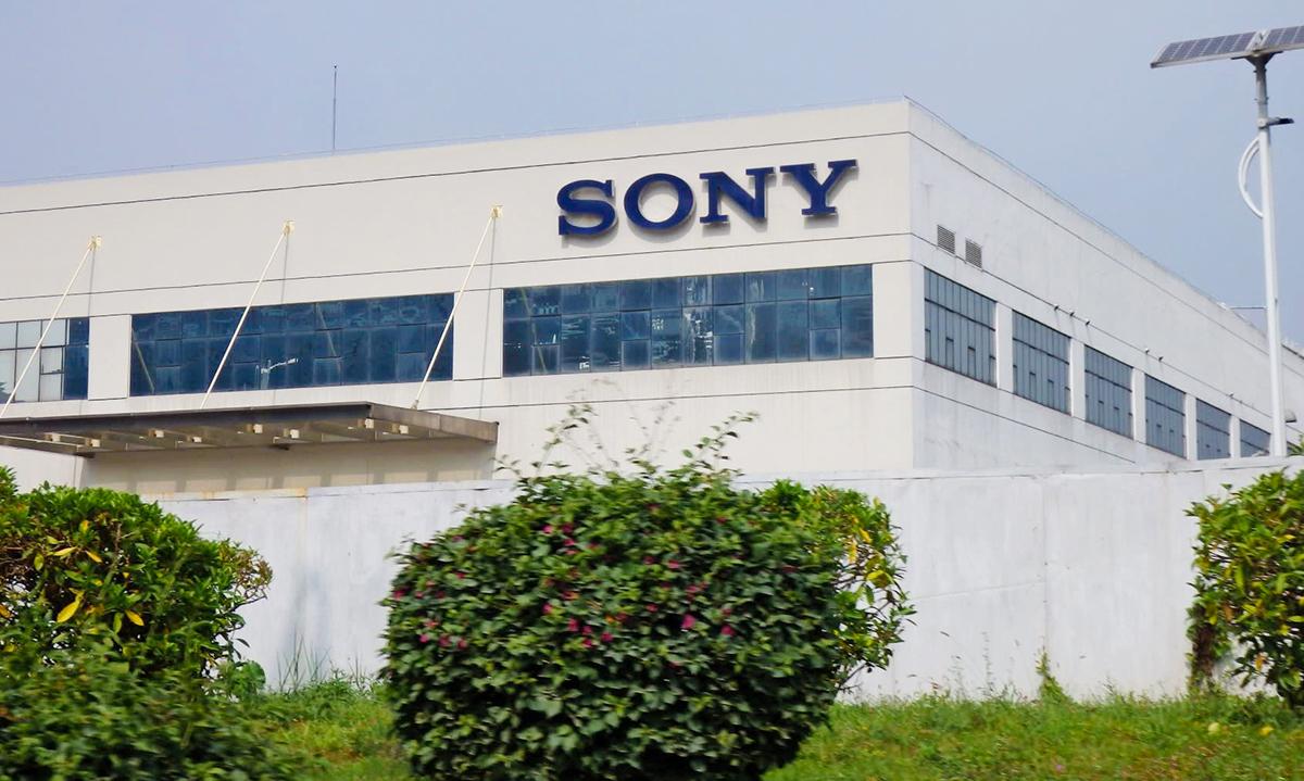 Sony từng đối mặt với một cuộc đình công của nhân viên vào năm 2016, khi tuyên bố ngừng hoạt động nhà máy ở Quảng Châu. Ảnh: Yu Nakamura.