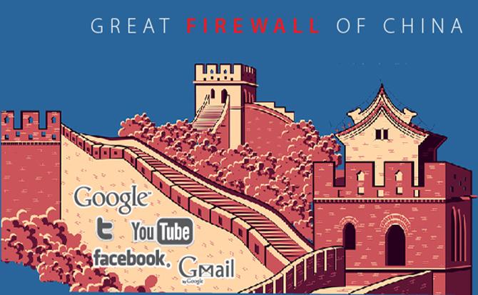 Trung Quốc âm thầm mở tường lửa