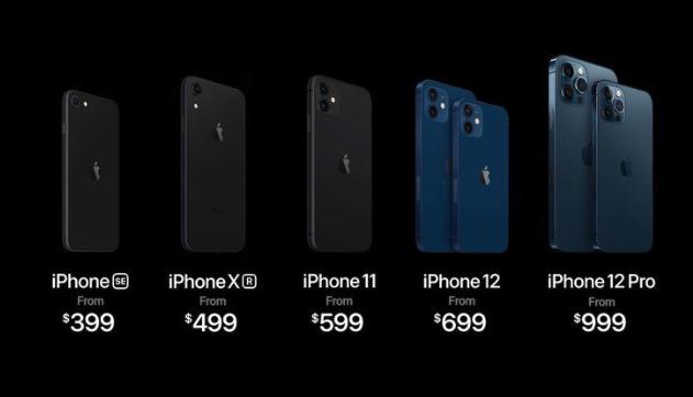 Sau khi 11 Pro và 11 Pro Max bị xoá sổ, Apple còn lại 5 dòng iPhone trên thị trường.