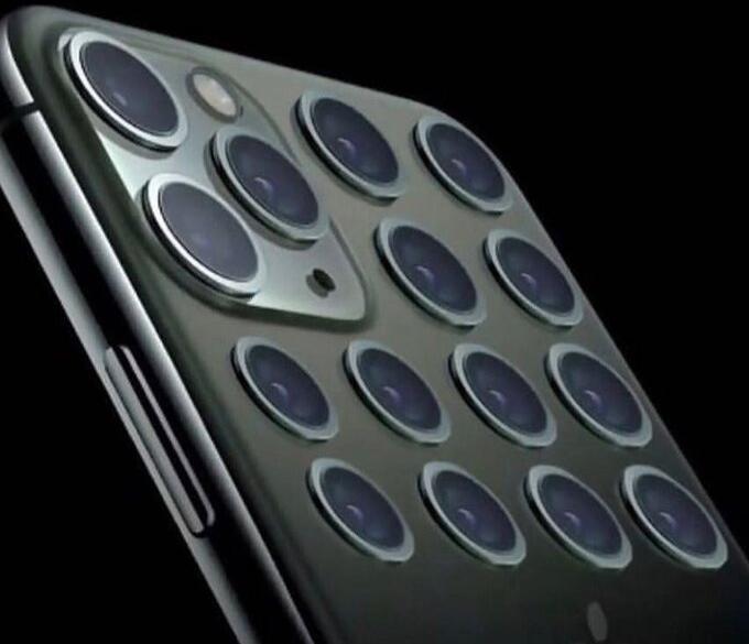 Với truyền thống không thay đổi thiết kế trên nhiều đời iPhone, đây sẽ là hình ảnh camera của iPhone 24 so với iPhone 12.
