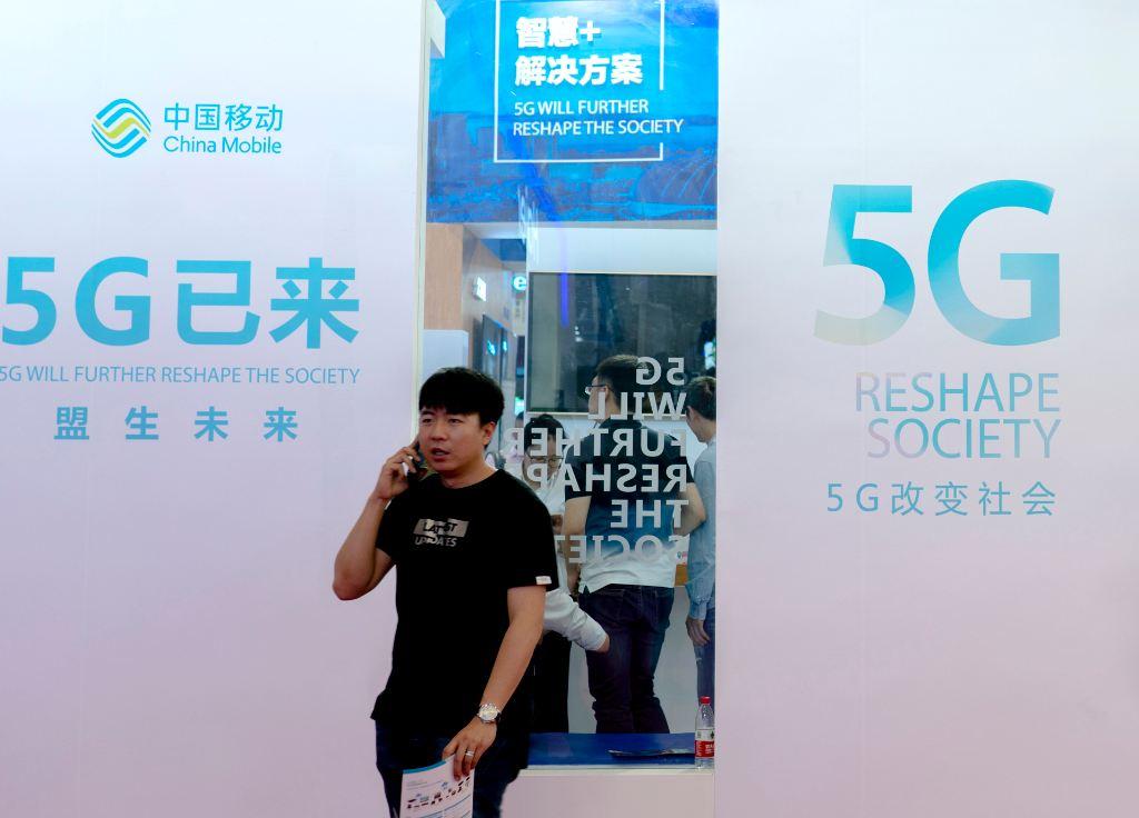 Trung Quốc đang có 150 triệu thuê bao 5G nhưng chỉ có 100 triệu smartphone 5G được bán ra trong năm nay. Ảnh: Chinadaily.