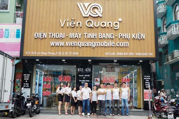 Viễn Quang dự kiến sẽ mở thêm cửa hàng tại quận 1 và quận Gò Vấp, TP HCM. Ảnh: Viễn Quang.