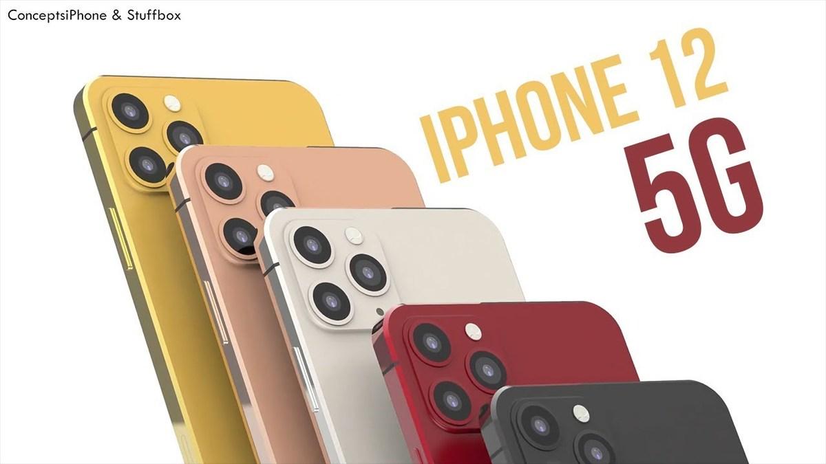 5G trên iPhone 12 không hoạt động khi dùng hai sim