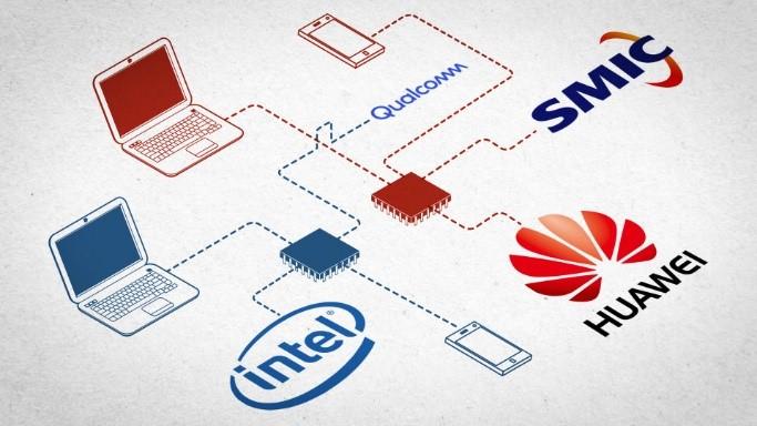 Cuộc chiến công nghệ giữa Mỹ và Trung Quốc đã đánh bại TikTok và Huawei, làm kinh động nhiều doanh nghiệp Mỹ đang sản xuất và trao đổi thương mại tại Trung Quốc. Ảnh minh họa: The Wall Street Journal