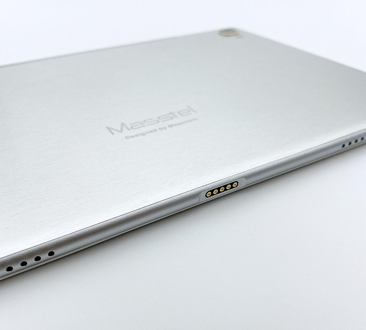 Tab10 Ultra có bề ngoài chắc chắn. Ảnh: Việt Masstel.