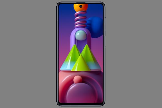 Samsung chính thức ra mắt Galaxy M51 vào ngày 2/11. Ảnh: Samsung.