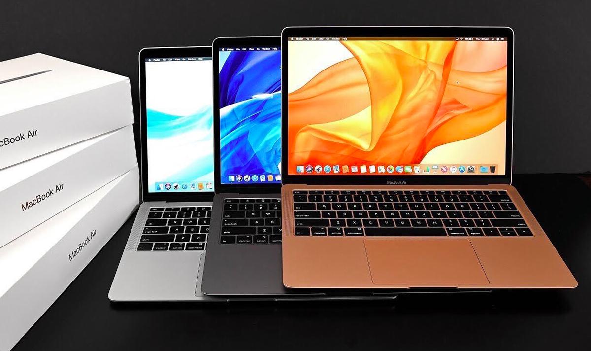 Apple có thể sẽ ra hai MacBook Pro và một MacBook Air vào tuần tới. Ảnh: Teranews.