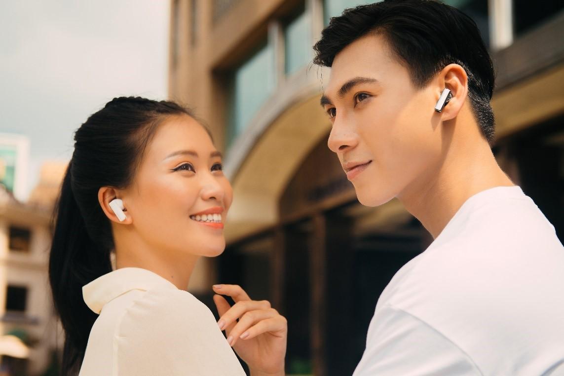 Những điểm khác biệt trên tai nghe Huawei FreeBuds Pro