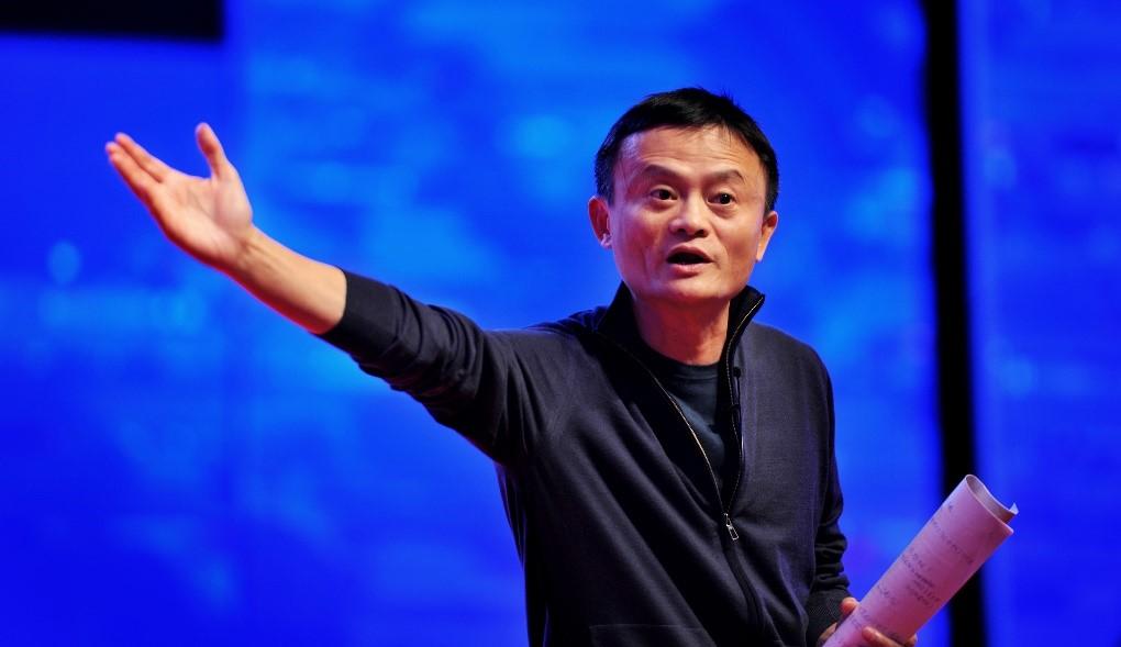 Nhà sáng lập Alibaba nhiều lần chỉ trích các chính sách của Trung Quốc. Ảnh: DDNews.
