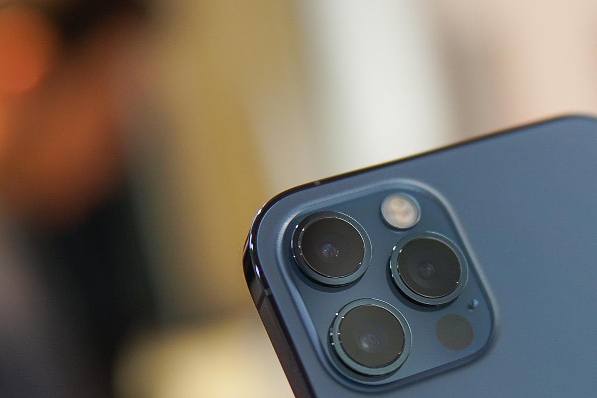 iPhone 2021 sẽ được cải tiến camera góc siêu rộng. Ảnh: Tuấn Anh