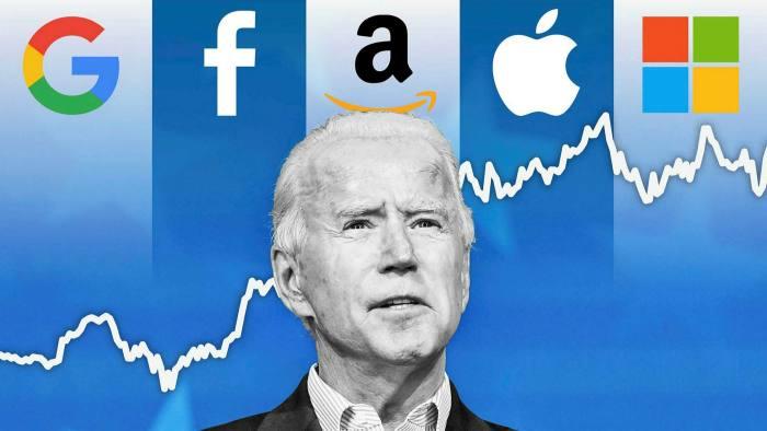 Thung lũng Silicon dưới thời Biden có thể ít xáo trộn hơn do những chính sách nhất quán. Ảnh: Financial Times.