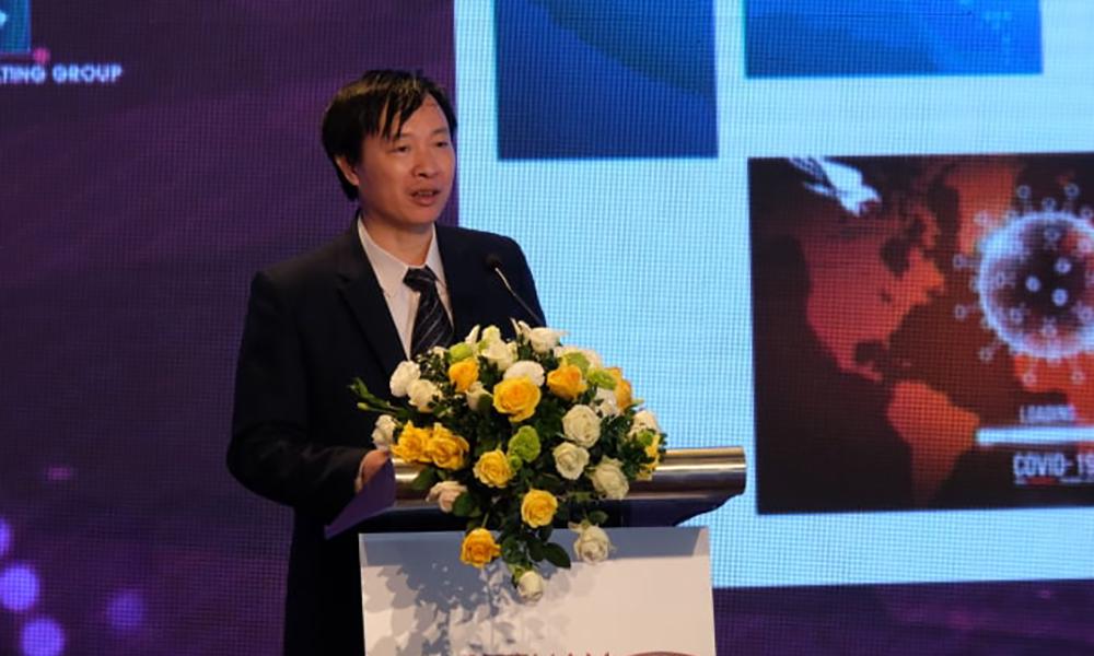 Đại tá Nguyễn Ngọc Cương, Phó Cục trưởng Cục An ninh mạng và phòng, chống tội phạm sử dụng công nghệ cao, Bộ Công an. Ảnh: Thanh Phong