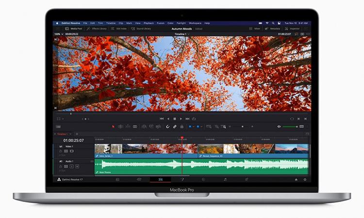 Apple ra MacBook Pro 13 dùng chip ARM có pin 20 tiếng