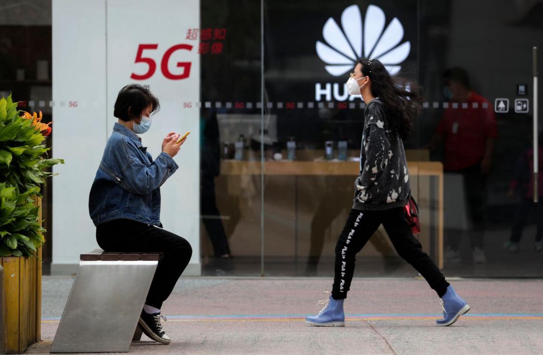 Mỹ đang cố gắng kiềm chế sự phát triển công nghệ Trung Quốc nhiều năm qua. Ảnh: AP.