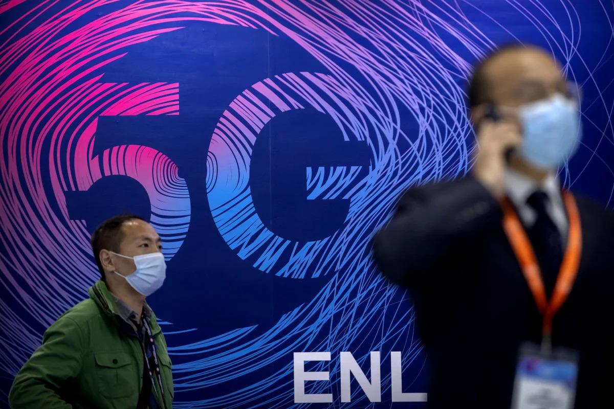 Trung Quốc đã xây xong 700.000 trạm gốc 5G