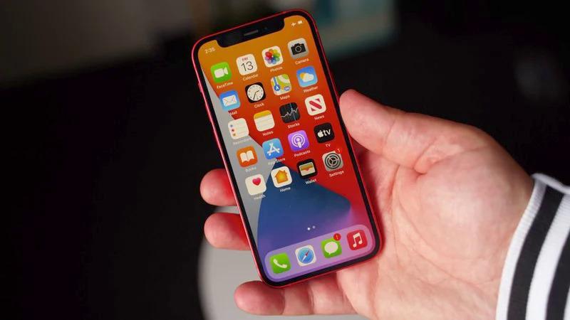 iPhone 12 mini. Ảnh: MacRumors