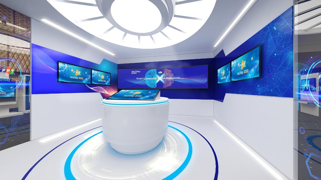 Trải nghiệm công nghệ mới cho doanh nghiệp tại FPT Techday 2020 - 2