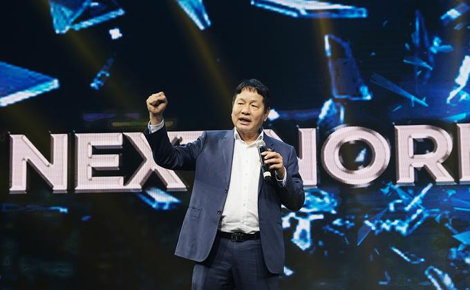 Ông Trương Gia Bình, Chủ tịch FPT.