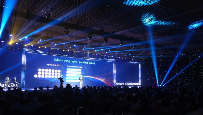 FPT Techday 2020 diễn ra theo hai hình thức không gian thực tế và sự kiện trực tuyến.