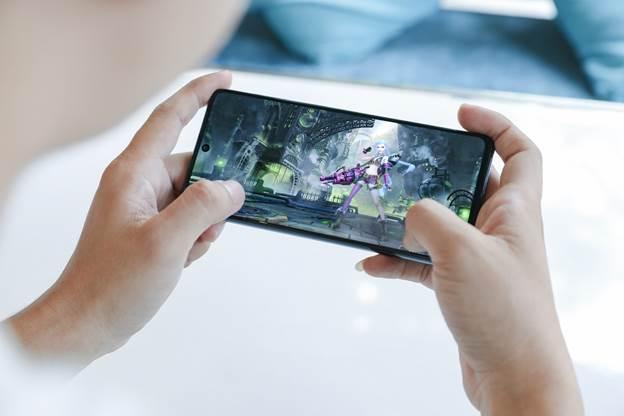 Galaxy M51 là smartphone lý tưởng cho chơi game. Ảnh: Samsung.