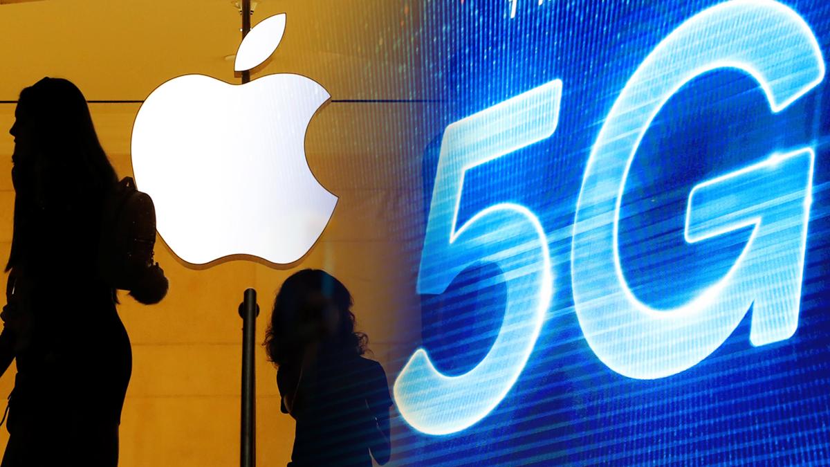 Apple sẽ tự mình phát triển modem 5G.
