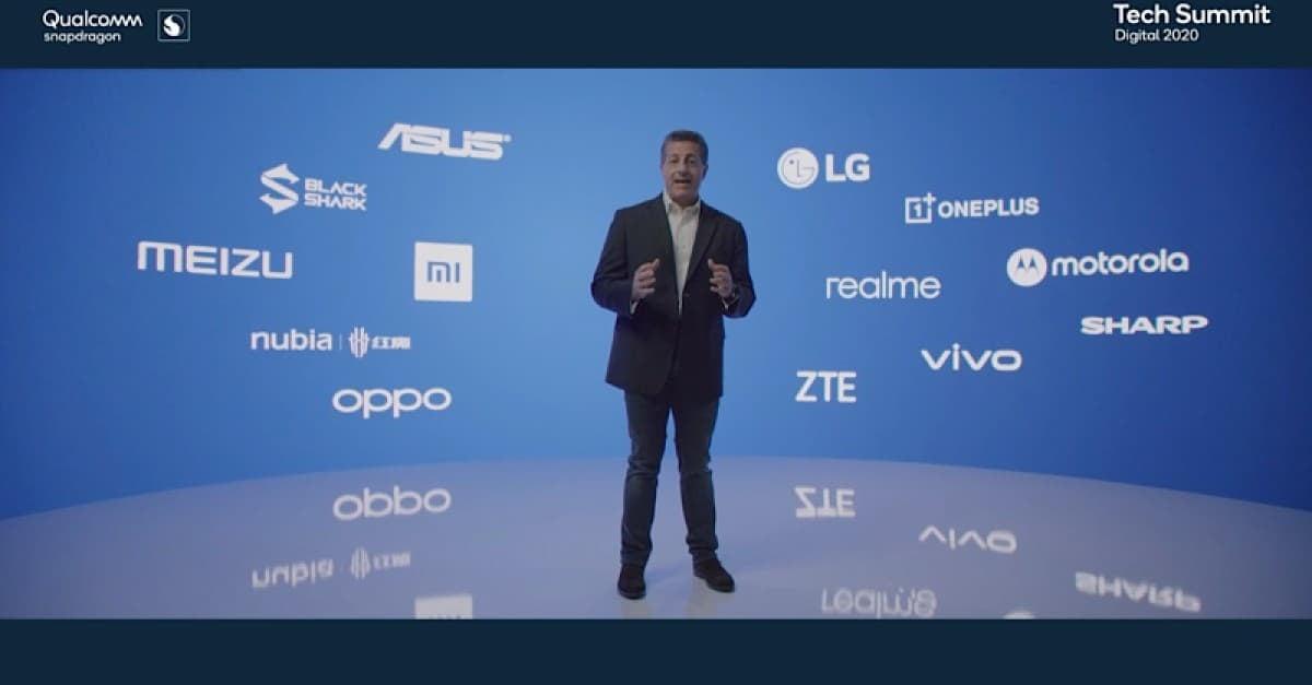 Samsung và Huawei không nằm trong danh sách có smartphone chạy Snapdragon 888 ra mắt đầu năm sau. Ảnh: Qualcomm.