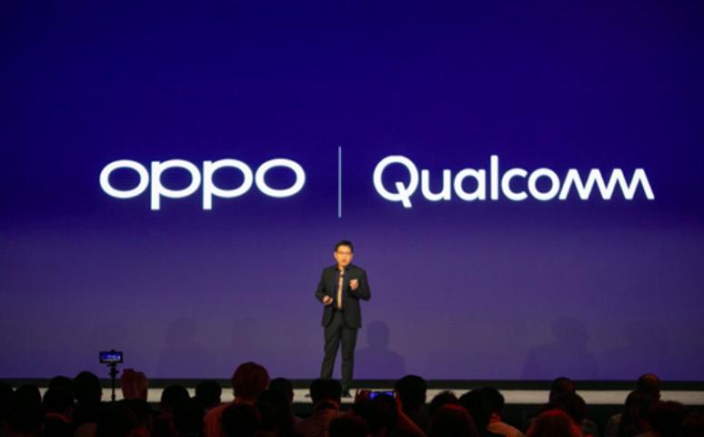 Alen Wu, Phó Chủ tịch Oppo chia sẻ về kế hoạch ra mắt thế hệ Find X tiếp theo chạy Snapdragon 888 vào quý I/2021. Ảnh: Oppo.