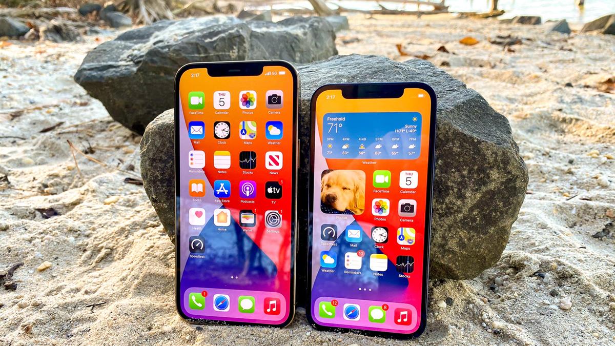 Nhu cầu iPhone 12 Pro và 12 Pro Max đang tăng cao. Ảnh: Tomsguide.